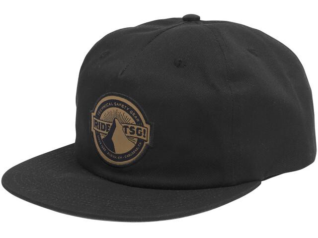 TSG Snapback Cap Hoofdbedekking zwart